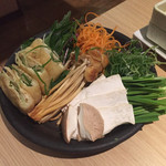 しゃぶしゃぶ 温野菜 -