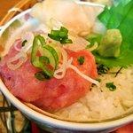 5177578 - 鮪たたき丼