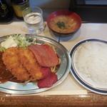 レストラン ポパイ - NO.1 ¥850-