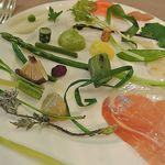 サンミケーレ - 神戸野菜の前菜