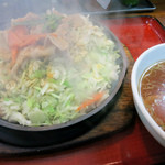 千徳 - じゅうじゅう麺 900円