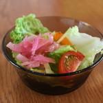ノッタカフェ - 白菜サラダ