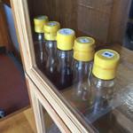 十八番 - マイラー油ボトル