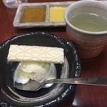 串かつ料理 活 - デザート