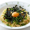 アンフォーラ - 料理写真:人気NO1!タラコの和風カルボナーラ「和風タラカルボ」1080円