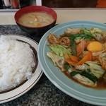 51784311 - スタミナ焼き定食 201606
