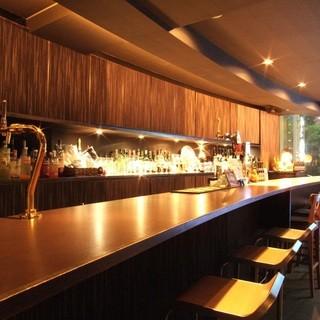 ◆半個室&Barカウンター◆