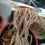 錦そば - 蕎麦リフト