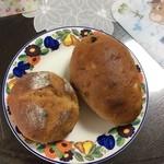 51805020 - デーツパンとフルーツパン