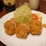 旬香亭 - ヒレとんかつ