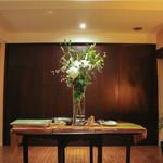 レストラン プランデルブ北鎌倉 - シンプルなのが素敵です☆