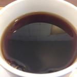 サレド コーヒー - ほどよい苦みとコク。美味しい一杯。