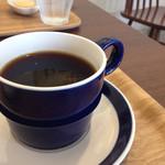 サレド コーヒー - ブレンドは日替わり。この日はインドネシアのマンデリンがベース。