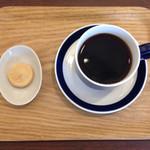 サレド コーヒー - ほろにがブレンド  450円。