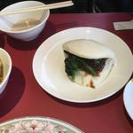 蘭桂坊 - 角煮を挟んでみました。