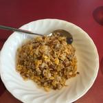 蘭桂坊 - セットの炒飯