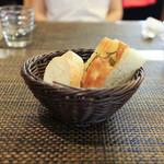 リストランテ シーヴァ - フォカッチャ&パン☆