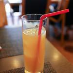 リストランテ シーヴァ - オレンジジュース☆