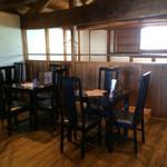 クラシックカフェ - 2階の席