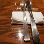 ラ・ベファーナ - フォークとナイフ