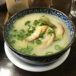 モンストロ バーベキュー - 豆乳チャーシュー麺