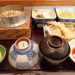 釜めしの店 やか多 - 料理写真:贅沢ランチ