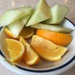 ステーキガスト - 健康サラダバーのフルーツ