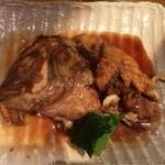 魚金 - 鯛の煮付け