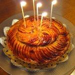 シャトン - 20100911 バースデーケーキ