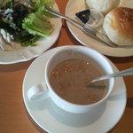 エポック立命21 - パン・スープ・サラダ