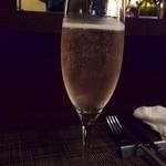 コントワール15 - 最初はシャンパンで♪