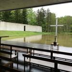 51821250 - 星野リゾートトマム内♤安藤忠雄さん水の教会