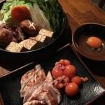 鶏亭 SaCURA - 天草大王の『鶏すき』