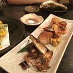 魚道 - 日本酒メインでした☆