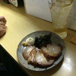 こまちゃん - 焼豚
