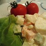 5183198 - 狛江野菜のサラダ
