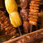 バルバッコア - 肉汁したたるジューシーなお肉を豪快に好きなだけ!!