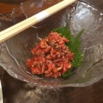 ヒロ ナゴヤ - 料理写真:ランプユッケスタイル