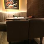 atari CAFE&DINING - ソファ席