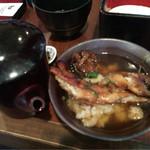 51830942 - お出汁ヒタヒタ〜♪( ´θ.`)ノ+¥160円