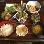 しみずや - 料理写真:田舎定食