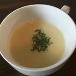 cafe maru - 普通のコーンポタージュ