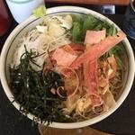 叶家 - 料理写真:おろし蕎麦