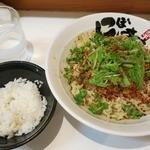 麺屋 にぼすけ - ・限定メニュー「坦々まぜそば(¥650)」
