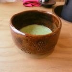 金沢美粋 茶の湯サロン - おうす(楽焼)