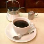 丘 - ホットコーヒー