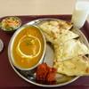 Ganeshamaharu - 料理写真:チーズナンランチ