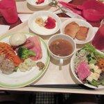 ブラスリーミリー ラ・フォーレ - 朝食バイキング2016.05.30