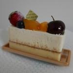 51841915 - ドゥーブルフロマージュ(496円)Double fromage