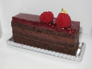 メリッサ - ・「ショコラ・フランボワーズ(¥490)」